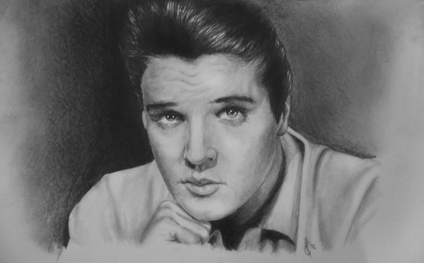 Elvis Presley par Celia-H